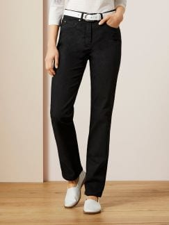 Powerstretch Jeans Black Detail 1