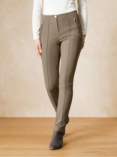 Softbundhose Thermostretch Camel Detail 1