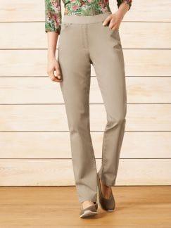 Raphaela by Brax Dynamic Jeans Camel Detail 1