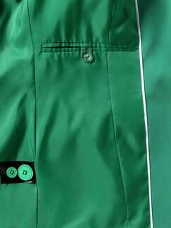Sommerblazer Wash & Wear Grasgrün Detail 3