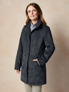 Ultraskinjacke Aquastop Navy Detail 1