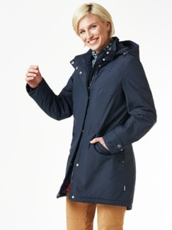 Klepper Aquastop Parka navy Detail 1