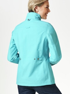 Klepper Aquastop Protection Jacke Hellblau Detail 3