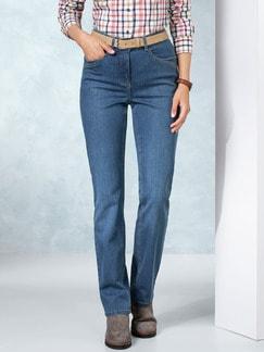 Husky-Jeans Light Blue Stoned Detail 1