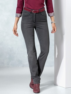 Husky-Jeans Light Dark Grey Detail 1