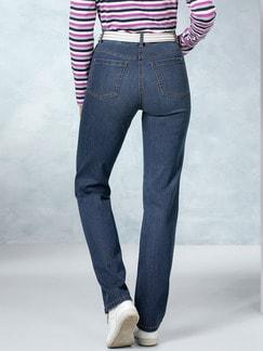 Husky-Jeans Light Dark Blue Detail 3