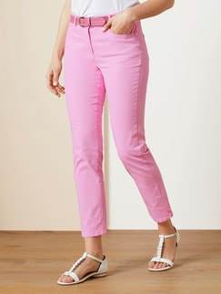 7/8 Yoga Jeans Supersoft Softpink Detail 1