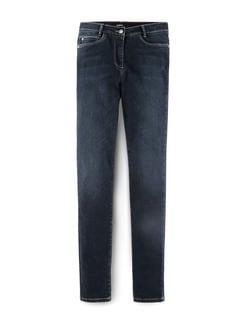 Cashmere Jeans Dark Blue Detail 4