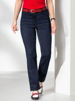 Passform Jeans Slim Fit Dark Blue Detail 1