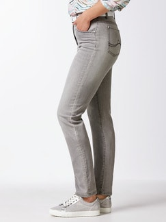 Highstretch Jeans Grey Detail 1