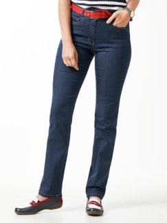 Yoga-Jeans Ultraplus Slim Fit Blue Stoned Detail 1