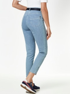 7/8- Jeans Bestform Medium Blue Detail 3