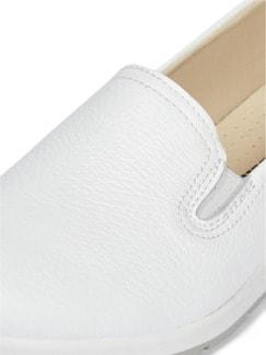 Koffer-Slipper 2.0 Weiß Detail 4