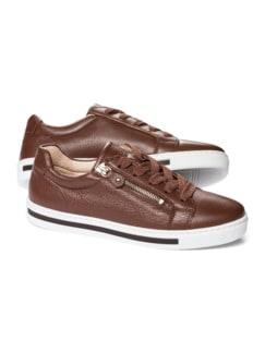 Hirschleder-City Sneaker