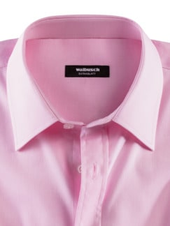 Business-Hemd Naturstretch Rose Detail 3