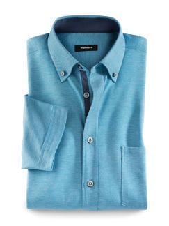 Pique-Hemd T-Shirt-Comfort