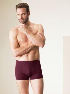 3er-Set Pants Schwarz/Bordeaux Detail 1