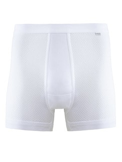 Lufttrikot-Shorts 2er-Pack Weiß Detail 3