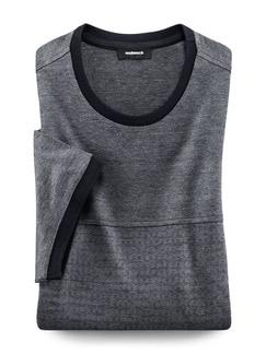 Jacquard-T-Shirt Shadow