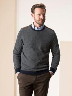 Aktiv-Pullover Soft-Cotton