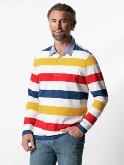 Streifen-Shirt Supersoft Bunt gestreift Detail 2