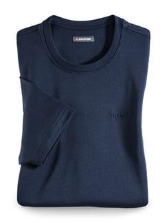 Klepper Dry Touch T-Shirt Marine Detail 1