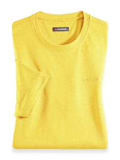 Klepper Dry Touch T-Shirt Gelb Detail 1