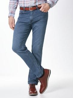 Jogger-Jeans Five Pocket Light Blue Detail 2