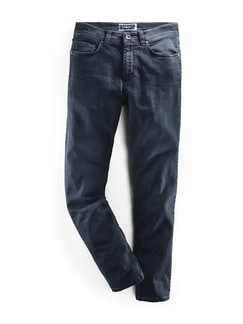 Jogger-Jeans Five Pocket Dark blue Detail 1