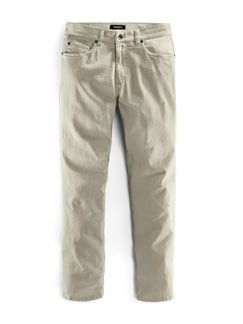 Highstretch-Five-Pocket Beige Detail 1