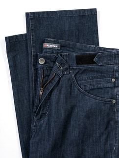 Klepper Coolmax Jeans Blau Detail 4