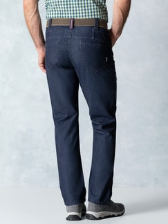 Klepper Coolmax Jeans Blau Detail 3