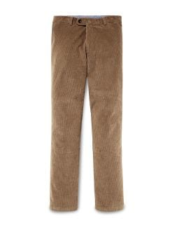 600 Rippen Cord Chino Beige Detail 1