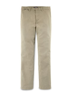 Allwetter-Thermo-Chino Beige Detail 1