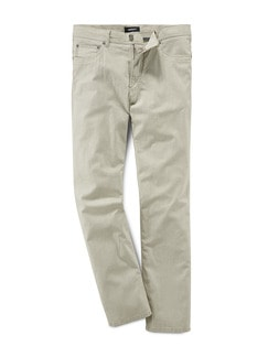 Cross Twill Five Pocket