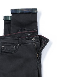 Thermojeans Five Pocket Grey Detail 4