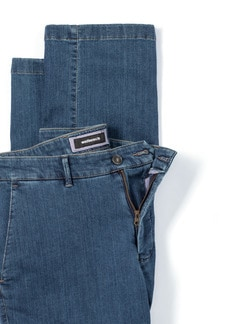 Jogger-Jeans Chino Light Blue Detail 4