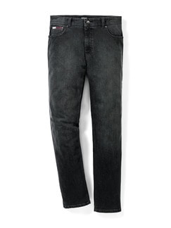 Thermolite Five Pocket Jeans Grey Detail 1