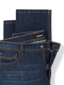 Cordura Jeans Dark Blue Detail 4