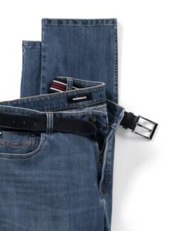 Gürtel-Jeans Modern Fit Blue Stone Detail 4