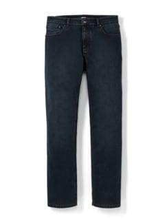 Alaska Jeans Dark Blue Detail 1