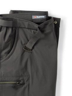 Klepper Active Shorts Anthrazit Detail 4
