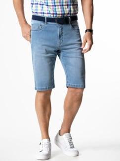 Ultralight Bermudas Jeans 2.0 Summer Bleached Detail 2