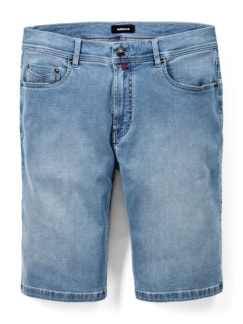 Ultralight Bermudas Jeans 2.0 Summer Bleached Detail 1