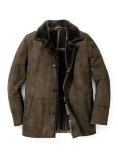 Lammfell Carcoat
