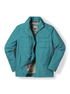Klepper Aquastop Protection Jacke Lagune Detail 1