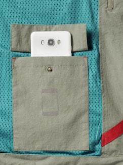 Klepper Aquastop Protection Jacke Schilf Detail 3