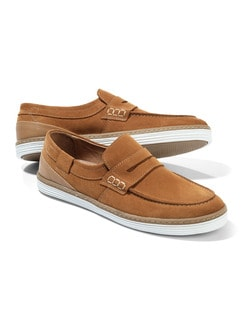 Sport Loafer Senf Detail 1