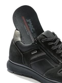Aquastop Sneaker Schwarz Detail 3