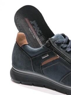Aquastop Sneaker Blau Detail 3